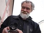 Fotograf Igor Gilbo žije více než 40 let v Kyjevě.