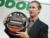 Ředitel společnosti iRobot Colin Angel
