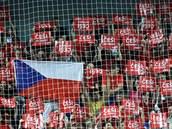 PODPORA. Za postupem na házenkářské mistrovství světa hnala Čechy zaplněná...