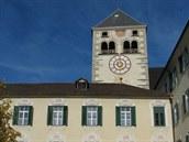 Klášter Neustift v Jižním Tyrolsku