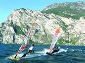 Lago di Garda, windsurfing