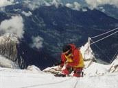 Výstup na Mt. Blanc