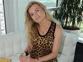 Leona Machálková a její styl v létě