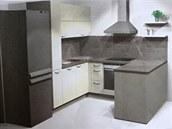 Návrh kuchyně: Datart 2