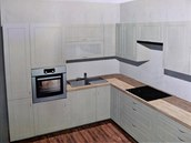 Návrh kuchyně: Oresi