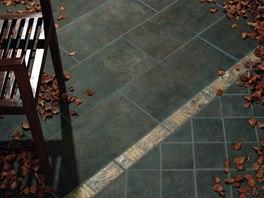 Foto: Moderní keramická protiskluzná dlažba z nabídky Los Kachlos: kombinovat...