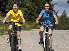 Cyklistické trasy okolím Chomutova