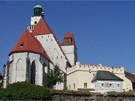 Kostel sv. Jakuba v Prachatic�ch