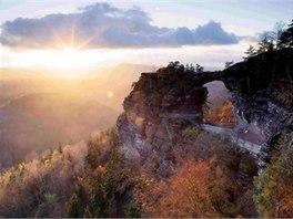 Národní park České Švýcarsko s Pravčickou bránou