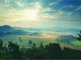 Pohled do pohádkové Narnie aneb do krajiny národního parku České Švýcarsko