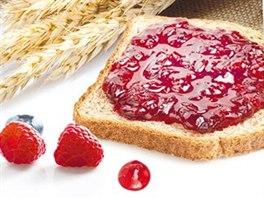 V pekárně si můžete udělat i džem nebo marmeládu.