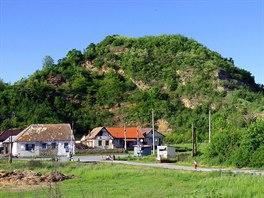 Hradn� vrch Hodejov