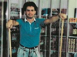 V obchodě u benzinové stanice dělal Andrej Kiska všechno možné - prodával,...