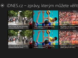 Feed Viewer přinese do vašeho tabletu s Windows 8 novinky z vašich oblíbených...