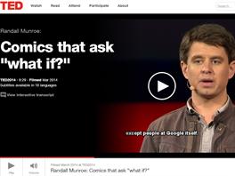Titulky jsou vždy v angličtině a u starších videí někdy i v češtině.