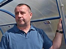Josef Jinoch, sportovní manažer FC Vysočina Jihlava.