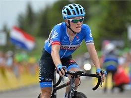 NEČEKANÝ VÍTĚZ. Critérium du Dauphiné, tradiční generálku na Tour de France,