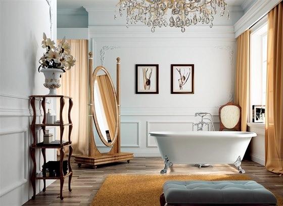 Kvalitní koupel může být i bez šampaňského