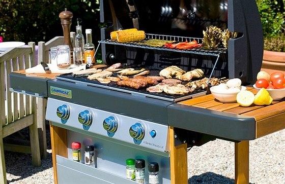 I steaky můžete grilovat zdravě! S plynovými grily Campingaz®