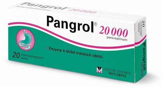 Pangrol 20 000