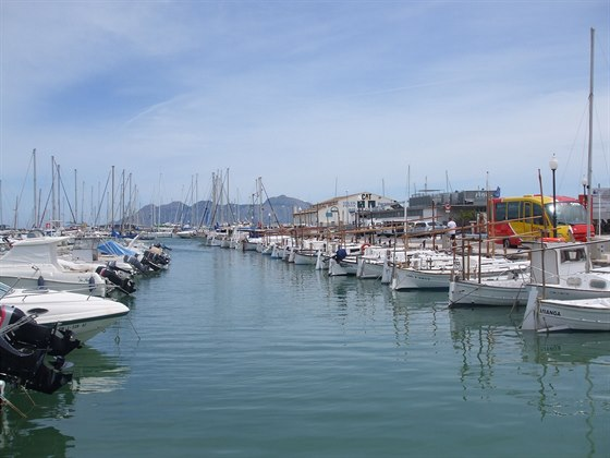 Mallorca je největším z Baleárských ostrovů.