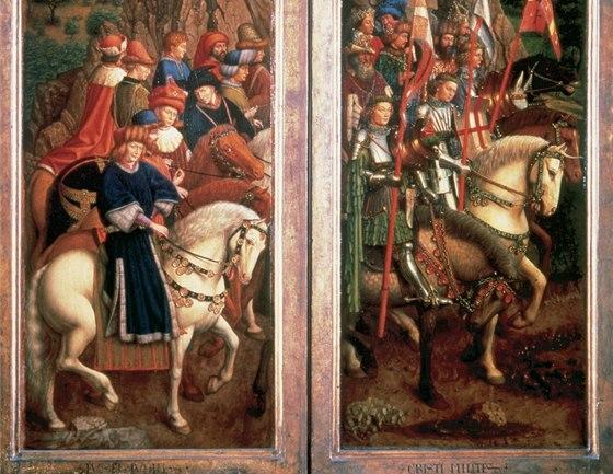 Jan van Eyck: Spravedliví soudci
