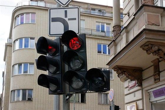 Elektrický semafor