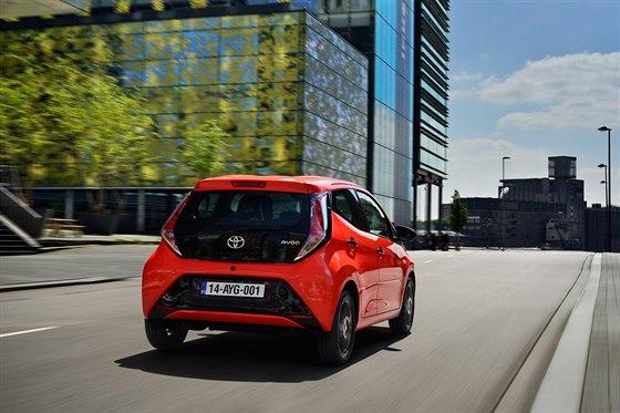 Nov� Toyota Aygo druh� generace