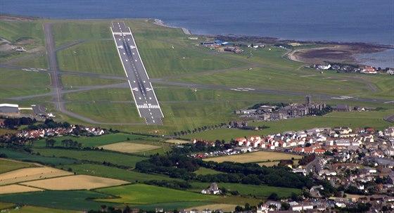 Letiště Douglas, Isle of Man