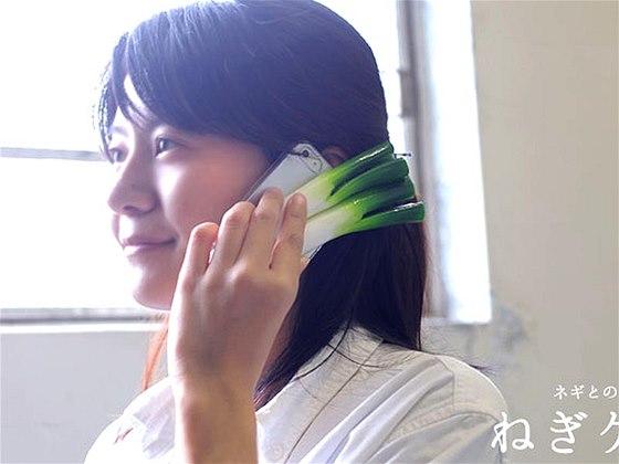 Japonsk� kryty na smartphone s plastick�mi motivy j�dla