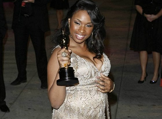 Jennifer Hudsonová dostala Oscara v roce 2007