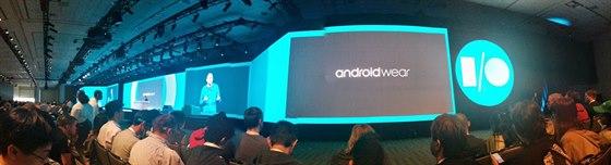 Představení platformy Android Wear
