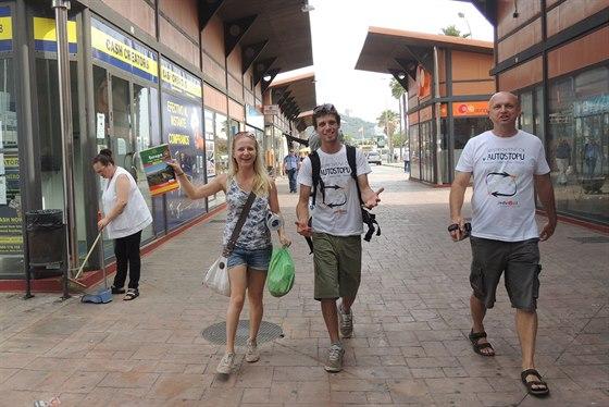 Kristine a Martin, paraglidisté z Beskyd, jsou průběžně stříbrní.