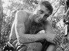 Rüdiger Richter v džungli jižního Vietnamu. Snímek pochází z roku 1966.