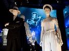 Ikonické kostýmy na výstavě David Bowie
