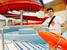 Bazén za více než půl miliardy je k dispozici obyvatelům Jižního Města od...