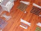 U zadrženého muže policisté zajistil několik tisíc dílků ze stavebnice a přes...
