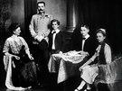 Dobový snímek rodiny Franze Ferdinanda.