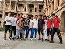 To jsou oni, Kabul Boys.