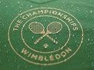 DÉŠŤ. Ve Wimbledonu nepanuje ideální tenisové počasí.