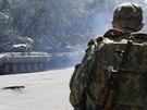 Podle vojenského a bezpečnostního analytika jsou tanky v poměrně dobrém stavu...