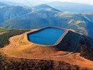 2003. Vodní elektrárna Dlouhé stráně v Jeseníkách byla uvedena do ostrého...