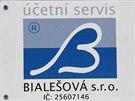 Sídlo účetní společnosti Bialešová s.r.o. na pražském Kačerově.