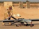 Bezpilotní letoun RQ-7B Shadow