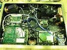 Rozmístění kamer uvnitř boxu HDEV.