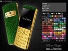 K dispozici je více než 100 kombinací textur a barev prvotřídní kůže. K...