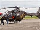 Helicopter show, Hradec Králové