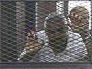 Soud s novináři televize al-Džazíra (23. června 2014)