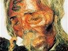 Z knihy Dějiny tetování: Tatáž mumie z oblasti dnešní Číny.