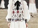 Balonové rukávy: Chanel
